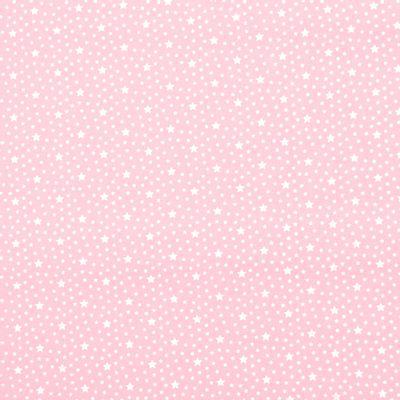 Tecido-Tricoline-Estrela-Branca-Fundo-Rosa-Della-Aviamentos-9345