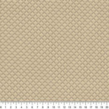 Tecido-Tricoline-Textura-Folha-Bege-Fundo-Caqui-Della-Aviamentos