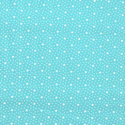 Tecido-Tricoline-Estrela-Branca-Fundo-Tiffany-Della-Aviamentos-9347