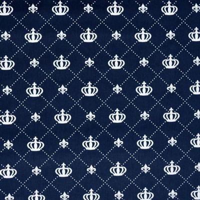Tecido-Tricoline-Coroa-Grande-Fundo-Azul-Della-Aviamentos-9367