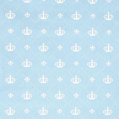 Tecido-Tricoline-Coroa-Grande-Fundo-Azul-Bebe-Della-Aviamentos-9366
