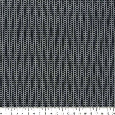 Tecido-Tricoline-Estampado-Textura-Cinza-Fundo-Preto-Della-Aviamentos-9074