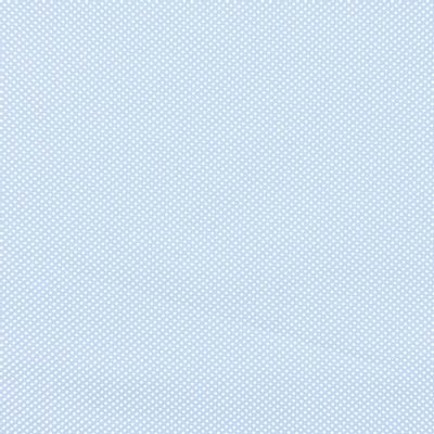 Tecido-Tricoline-Estampado-Poa-Pequeno-Branco-Fundo-Azul-Della-Aviamentos