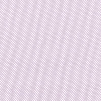 Tecido-Tricoline-Estampado-Poa-Pequeno-Branco-Fundo-Lilas-Della-Aviamentos