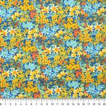 Tecido-Tricoline-Floral-Misturado-Fundo-Azul-Royal-Della-Aviamentos-9377.