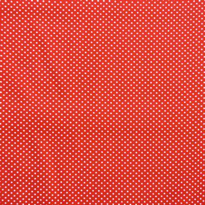 Tecido-Tricoline-Poa-Branco-Fundo-Vermelho-Papaia-Della-Aviamentos-9076