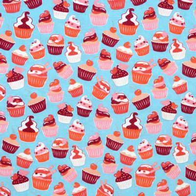 Tecido-Tricoline-Cupcake-Fundo-Azul-Della-Aviamentos-9490