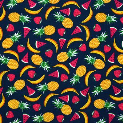 Tecido-Tricoline-Frutas-Diversas-Fundo-Azul-Marinho-Della-Aviamentos-9487