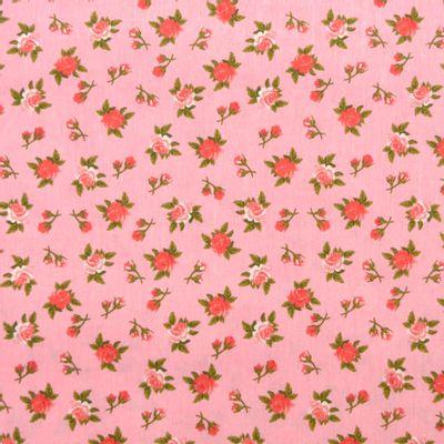 Tecido-Tricoline-Rosas-Fundo-Rosa-Della-Aviamentos-9476