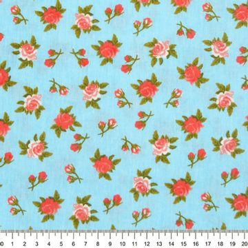 Tecido-Tricoline-Floral-Rosas-Fundo-Azul-Della-Aviamentos-9474.