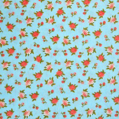 Tecido-Tricoline-Floral-Rosas-Fundo-Azul-Della-Aviamentos-9474