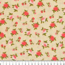 Tecido-Tricoline-Floral-Rosas-Fundo-Verde-Della-Aviamentos-9473.