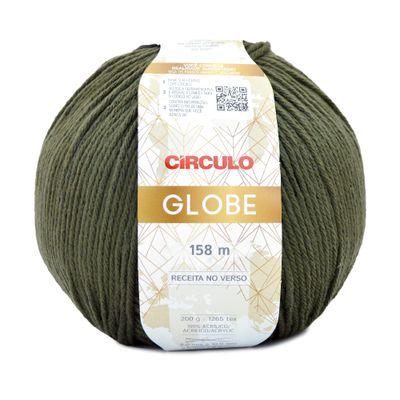 Fio-Globe-Circulo-200-g-Cor-806-Militar-Della-Aviamentos