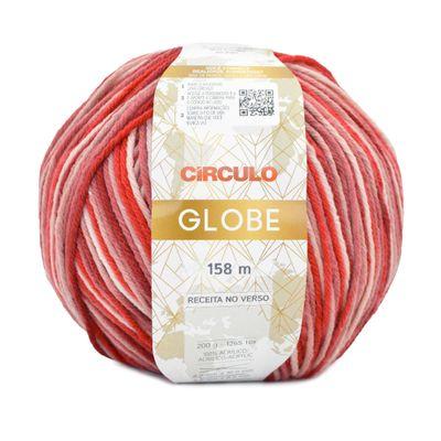 Fio-Globe-Circulo-200-g-Cor-9660-Pirulito-Della-Aviamentos