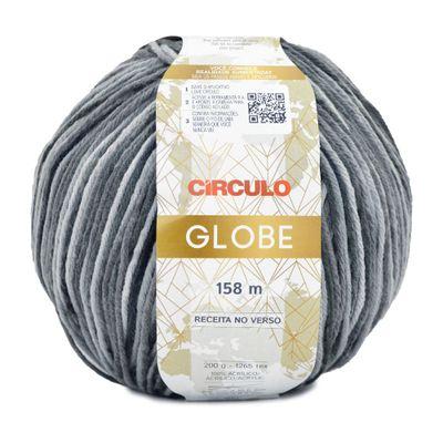 Fio-Globe-Circulo-200-g-Cor-9664-Nublado-Della-Aviamentos