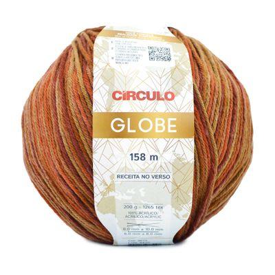 Fio-Globe-Circulo-200-g-Cor-9675-Bronze-Della-Aviamentos