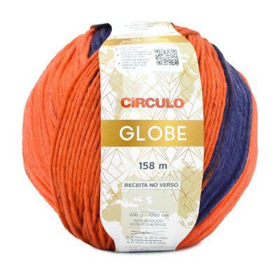 Fio-Globe-Circulo-200-g-Cor-9711-Oriente-Della-Aviamentos