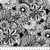 Tecido-Tricoline-Floral-Preto-e-Branco-Della-Aviamentos-9477.