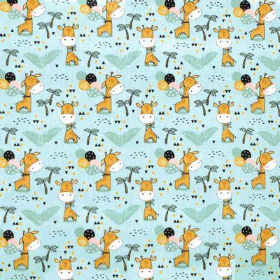 Tecido-tricoline-infantil-girafa-com-balao-fundo-azul-Della-Aviamentos-9707