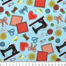 Tecido-tricoline-costura-fundo-azul-Della-Aviamentos-9710.