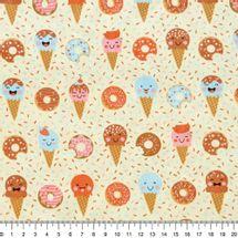 Tecido-tricoline-sorvetes-e-donuts-fundo-creme-Della-Aviamentos-9721.