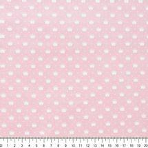Tecido-tricoline-infantil-coroa-mini-fundo-rosa-Della-Aviamentos-9727.