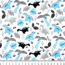 Tecido-Tricoline-infantil-dinossauro-fundo-branco-Della-Aviamentos-9670.