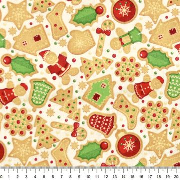 Tecido-Tricoline-Biscoitos-de-Natal-Fundo-Creme-Della-Aviamentos-9681.
